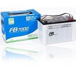 FURUKAWA FB 7000 115D31L Аккумулятор 90 А/ч, пусковой ток 781А, обр. пол. (306x173x225)