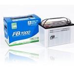 FURUKAWA FB 7000 115D31R Аккумулятор 90 А/ч, пусковой ток 781А, прям. пол. (306x173x225)