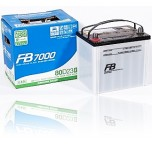 FURUKAWA FB 7000 80D23R  Аккумулятор 68 А/Ч 550 А, прям. пол.(232x173x225)