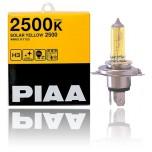 Автолампы PIAA SOLAR YELLOW H3 (2500K)