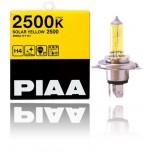 Автолампы PIAA SOLAR YELLOW H4 (2500K)