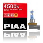 Автолампы PIAA Super Long Life H11 (4500K)