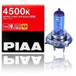 Автолампы PIAA Super Long Life H4 (4500K)