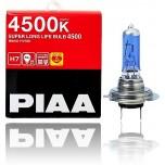Автолампы PIAA Super Long Life H7 (4500K)