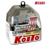 Koito WhiteBeam III H1 4200k