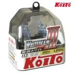 Koito WhiteBeam III H3 4200k