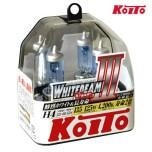 Koito WhiteBeam III H4 4200k
