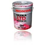 HONDA ULTRA LTD 5W30 SN Япония 20 л.