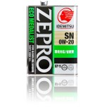 IDEMITSU ZEPRO ECO MEDALIST  0W20 SN/GF-5 4л.