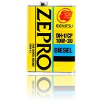 IDEMITSU Zepro Diesel 10W30 4л.