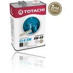 TOTACHI Premium Diesel 5W-40 4л.