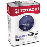 TOTACHI  Extra Hypoid  Gear  GL-5/MT-1 80w90 4 л