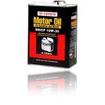 TOYOTA Motor Oil SN/CF 10W30 4 л.