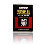 TOYOTA Motor Oil SN/CF 5W30 4 л.