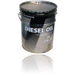 TOYOTA Diesel Oil DL-1 0W30 (Япония) 20 л.