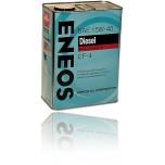 ENEOS Diesel API CF-4 15W40 минеральное 4л