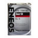 ENEOS GEAR GL-5 75W90 полусинтетическое мало 0.94л.