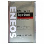 ENEOS Super Diesel CH-4 SYNTHETIC 5/40 4л.