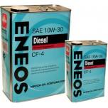 ENEOS Diesel API CF-4 10W30 минеральное 0.94л