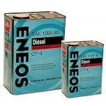 ENEOS Diesel API CF-4 15W40 минеральное 0.94л