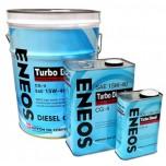 ENEOS Turbo Diesel API CG-4 15W40 минеральное 0.94л