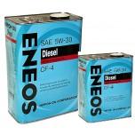 ENEOS Diesel API CF-4 5W30 минеральное 0.94л