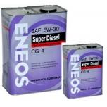 ENEOS Super Diesel CG-4 полусинтетика 5W30 0.94л