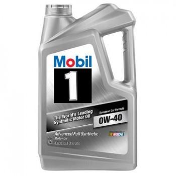 Mobil 1 USA 0W40 4.73 л с технологией Super Syn