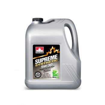 Petro-Canada Supreme Synthetic 5W30 4л.