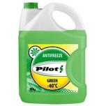 Pilot антифриз зеленый готовый 5 литров